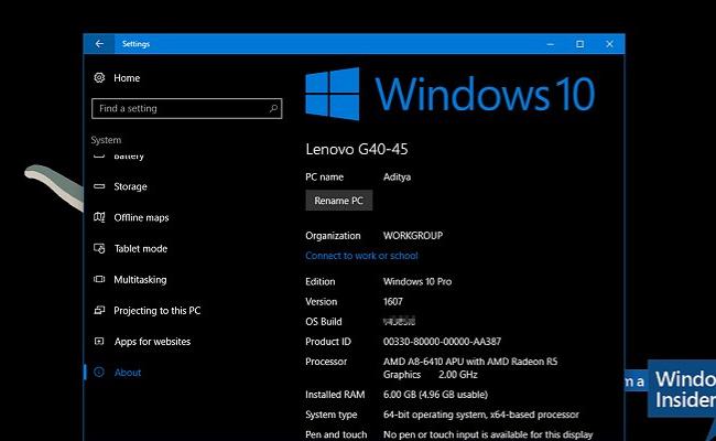 Meningkatkan Kinerja Windows 10
